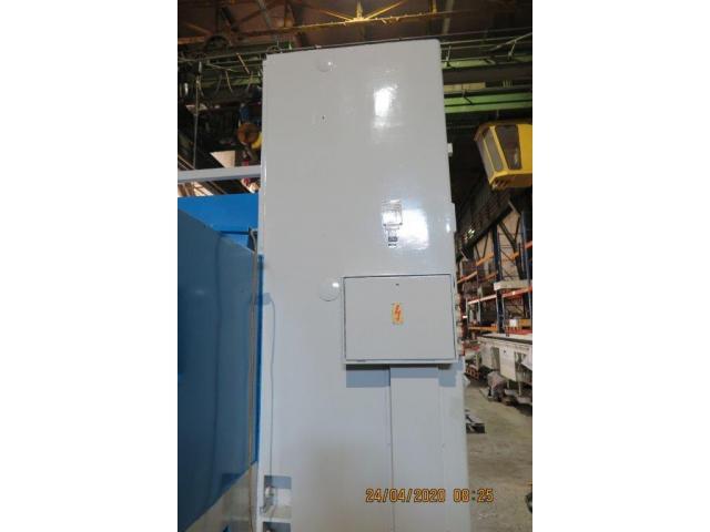 Rundtisch - Flachschleifmaschine SFSRV 1250/2 - 8