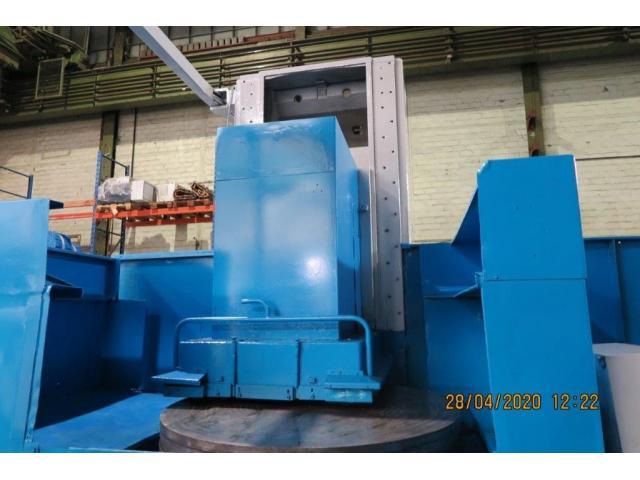 Rundtisch - Flachschleifmaschine SFSRV 1250/2 - 10