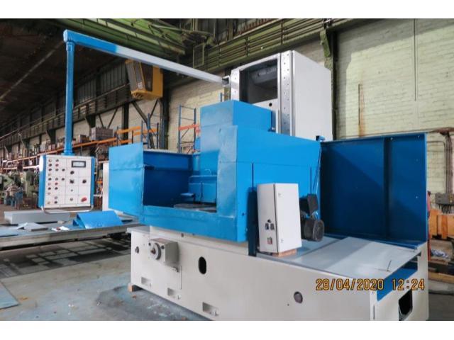 Rundtisch - Flachschleifmaschine SFSRV 1250/2 - 14