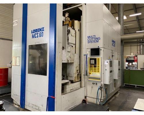 CNC Zahnradstoßmaschine MCS 60 - Bild 1