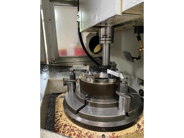 CNC Zahnradstoßmaschine MCS 60 - 2