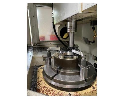 CNC Zahnradstoßmaschine MCS 60 - Bild 2