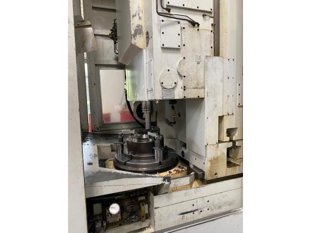 CNC Zahnradstoßmaschine MCS 60 - 3