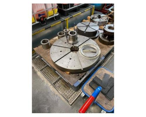 CNC Zahnradstoßmaschine MCS 60 - Bild 4