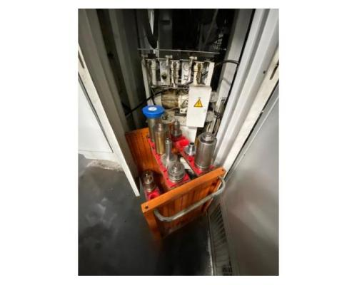 CNC Zahnradstoßmaschine MCS 60 - Bild 6