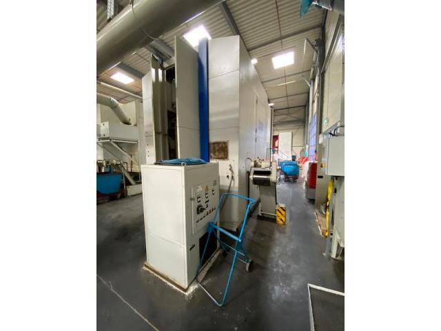 CNC Zahnradstoßmaschine MCS 60 - 8
