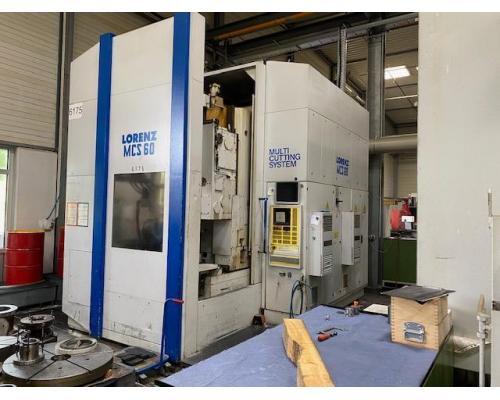CNC Zahnradstoßmaschine MCS 60 - Bild 10