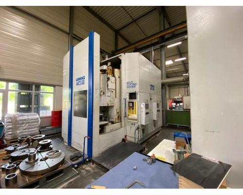 CNC Zahnradstoßmaschine MCS 60 - Bild 11