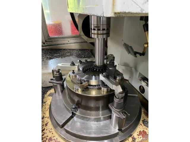 CNC Zahnradstoßmaschine MCS 60 - 13