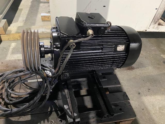 Plandrehmaschine DP 1600 - 5
