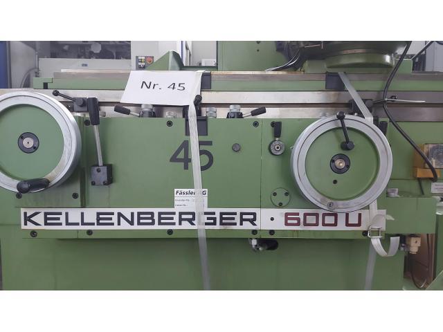 Rundschleifmaschine Nr. 45 600 U - 2