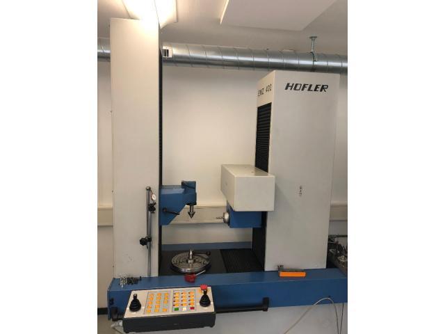 CNC - gesteuertes Mehrkoordinaten - Zahnradmesszentrum Nr. 35 EMZ 402 - 1