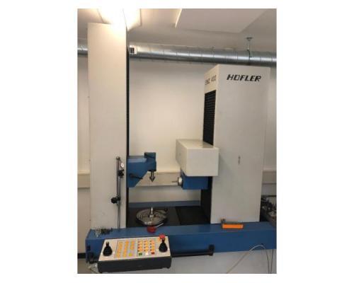 CNC - gesteuertes Mehrkoordinaten - Zahnradmesszentrum Nr. 35 EMZ 402 - Bild 1