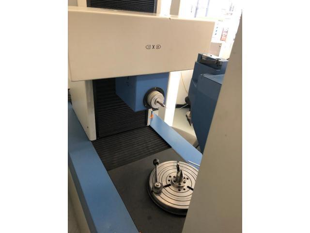 CNC - gesteuertes Mehrkoordinaten - Zahnradmesszentrum Nr. 35 EMZ 402 - 2