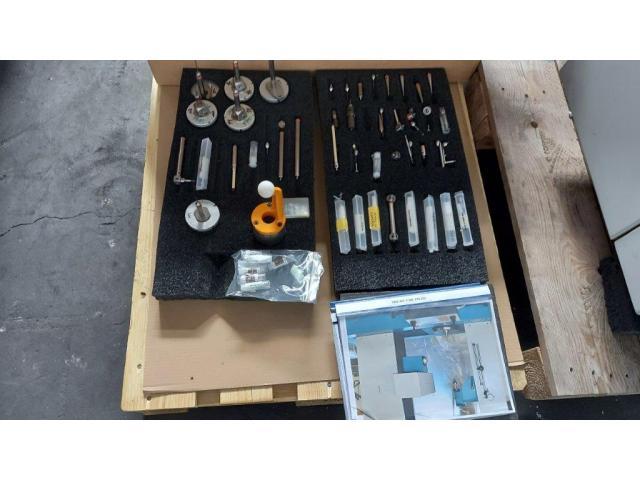 CNC - gesteuertes Mehrkoordinaten - Zahnradmesszentrum Nr. 35 EMZ 402 - 4