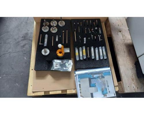 CNC - gesteuertes Mehrkoordinaten - Zahnradmesszentrum Nr. 35 EMZ 402 - Bild 4