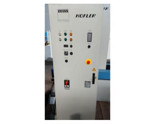 CNC - gesteuertes Mehrkoordinaten - Zahnradmesszentrum Nr. 35 EMZ 402 - Bild 5