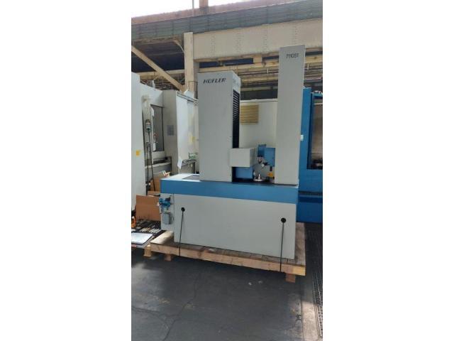 CNC - gesteuertes Mehrkoordinaten - Zahnradmesszentrum Nr. 35 EMZ 402 - 13