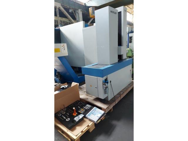 CNC - gesteuertes Mehrkoordinaten - Zahnradmesszentrum Nr. 35 EMZ 402 - 14