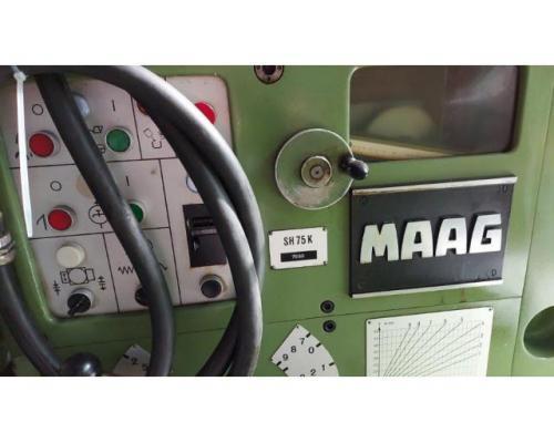 Zahnrad Hobelmaschine Nr.8 SH 75 K - Bild 4