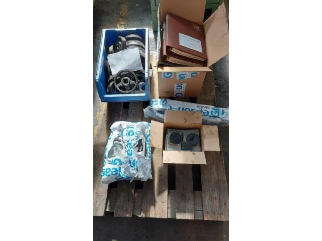 Zahnrad Hobelmaschine Nr.8 SH 75 K - 5