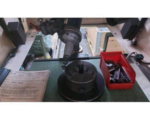 Zahn und Kettenrad Entgratungsmaschine 50 W - Bild 3