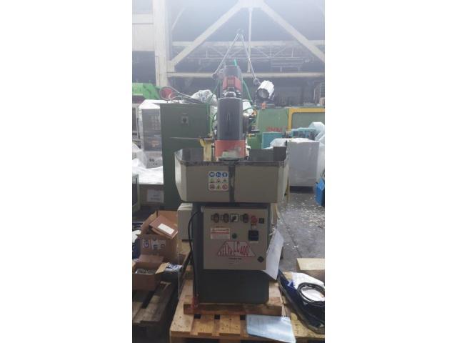Vertikal Rundtisch Flachschleifmaschine LC 400 - 1