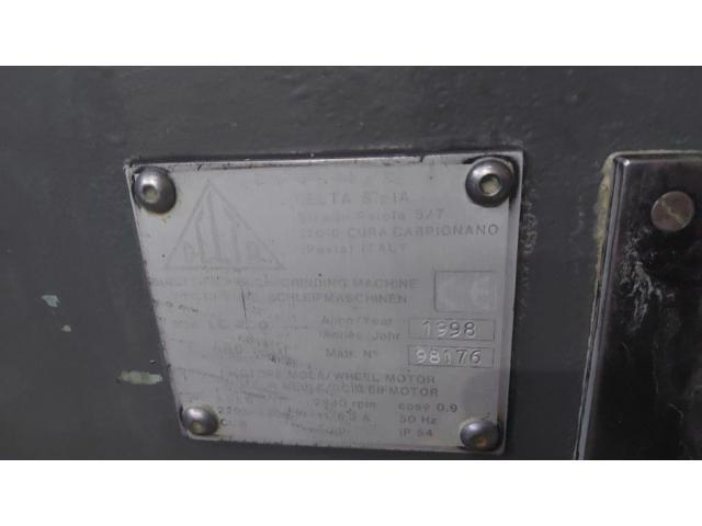 Vertikal Rundtisch Flachschleifmaschine LC 400 - 3