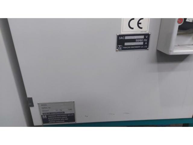 CNC Vertikal Bearbeitungszentrum VTC -30 C - 3