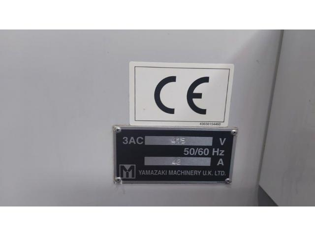 CNC Vertikal Bearbeitungszentrum VTC -30 C - 4