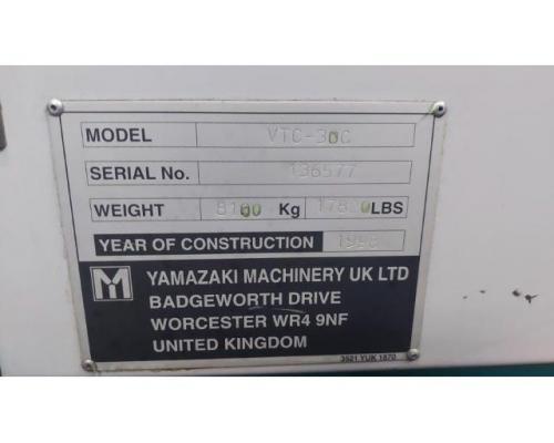 CNC Vertikal Bearbeitungszentrum VTC -30 C - Bild 11