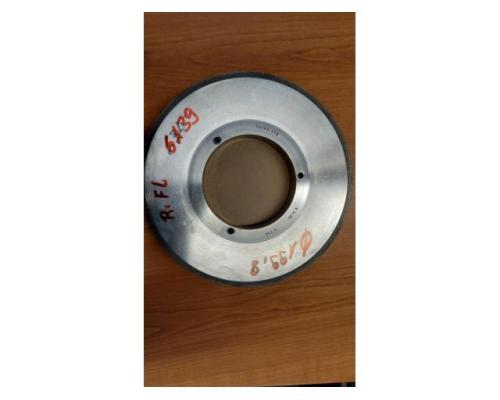 Diamantabrichtscheiben R:025 7070:118 CBN B-126 - Bild 3