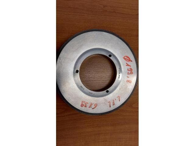 Diamantabrichtscheiben R:025 7070:118 CBN B-126 - 4