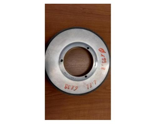Diamantabrichtscheiben R:025 7070:118 CBN B-126 - Bild 4