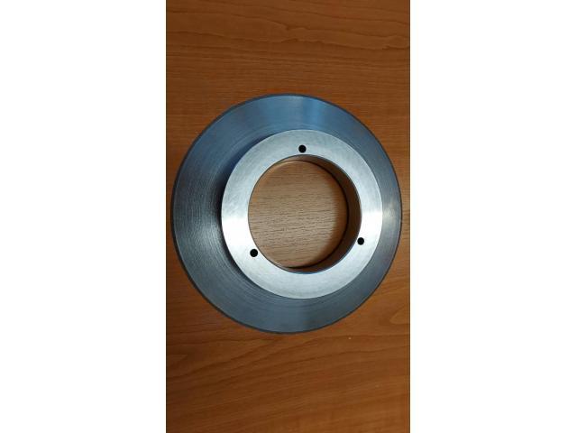 Diamantabrichtscheiben R:025 7070:118 CBN B-126 - 6
