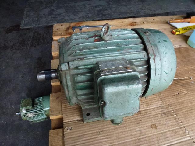 Elektromotor Evic MSZ 152 220/380 V 4,0 kW 14401/min Welle 24 mm - 1