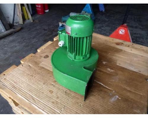 Elektromotor Evic MSZ 152 220/380 V 4,0 kW 14401/min Welle 24 mm - Bild 4