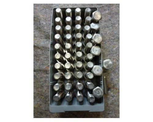 48 x Sechskantschrauben M24 x 75 Vollgewinde aus Edelstahl A2-70 - Bild 1