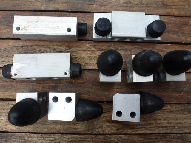 48 x Sechskantschrauben M24 x 75 Vollgewinde aus Edelstahl A2-70 - 10