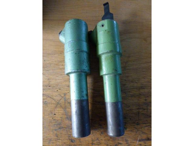 Verlängerung D = 45 mm für Spritzaggregat Arburg 320 - 2