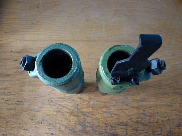 Verlängerung D = 45 mm für Spritzaggregat Arburg 320 - 3