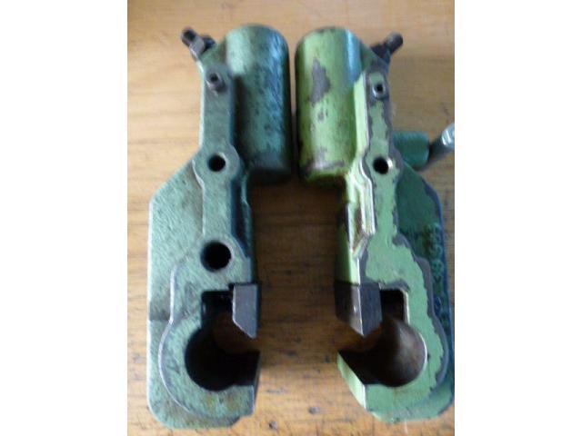 Verlängerung D = 45 mm für Spritzaggregat Arburg 320 - 5