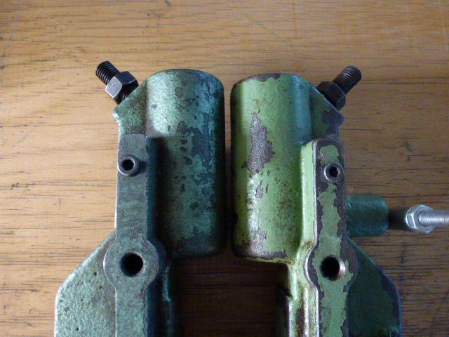 Verlängerung D = 45 mm für Spritzaggregat Arburg 320 - 6