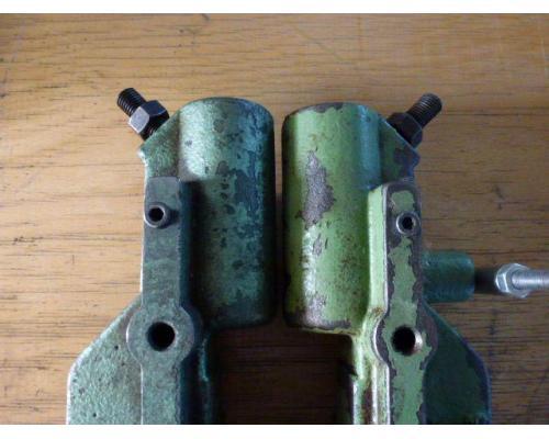 Verlängerung D = 45 mm für Spritzaggregat Arburg 320 - Bild 6