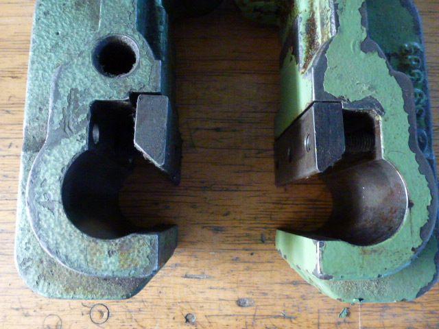 Verlängerung D = 45 mm für Spritzaggregat Arburg 320 - 7