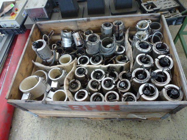 Verlängerung D = 45 mm für Spritzaggregat Arburg 320 - 15