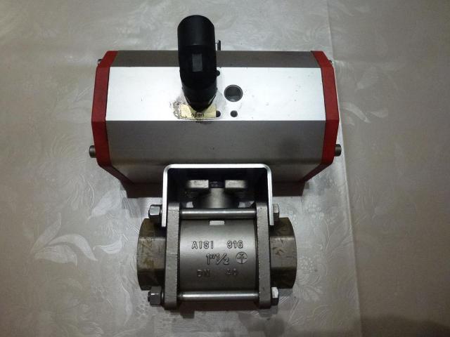 "Magnetventil Servo. GSR D4022/0802/.0322 3/8"", 24 V Edelstahl neu - 13"