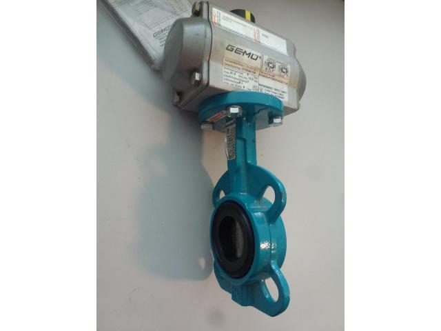 "Magnetventil Servo. GSR D4022/0802/.0322 3/8"", 24 V Edelstahl neu - 15"