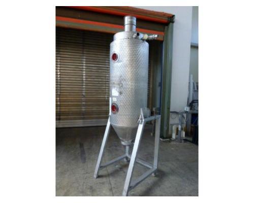 Trocknungstrichter Digicolor für Granulat ca. 200 l z.Trockenluft - Bild 1