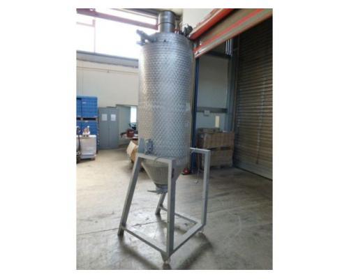 Trocknungstrichter Digicolor für Granulat ca. 200 l z.Trockenluft - Bild 2